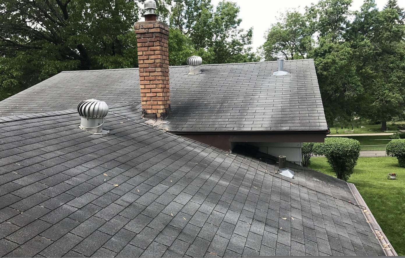 bad roof