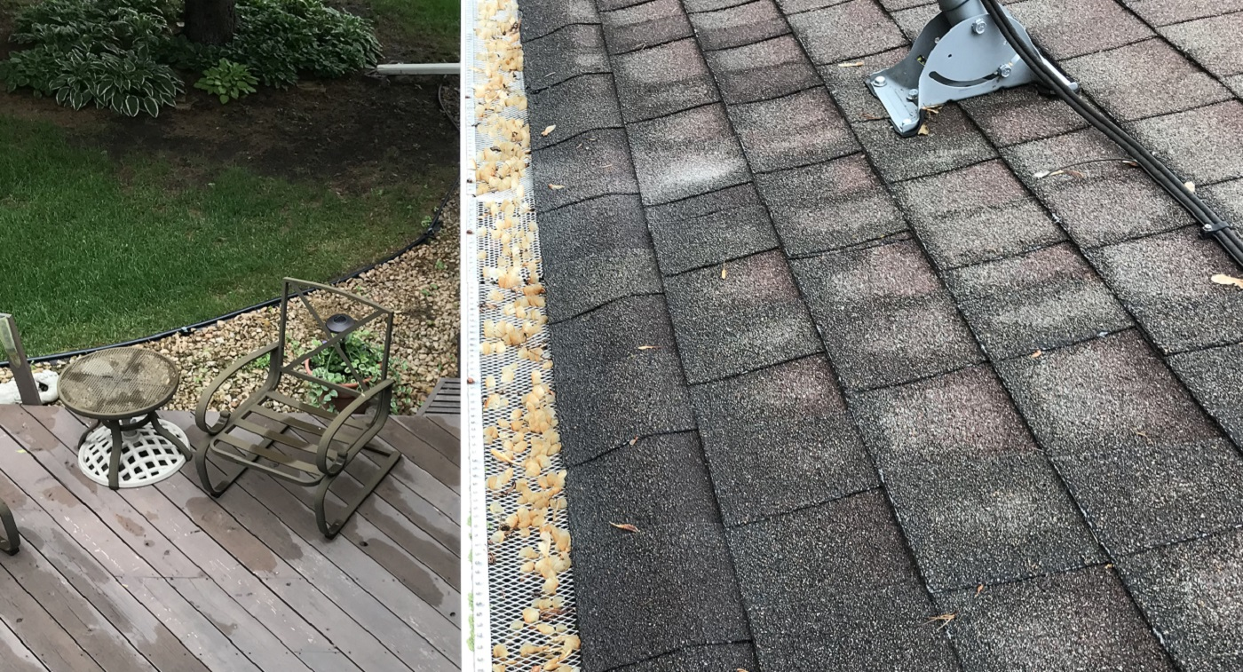 4 Causes of Overflowing Gutters | Lindus Construction