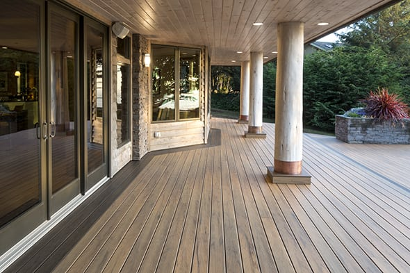 Custom Wood Amp Composite Decking In Mn Amp Wi By Lindus