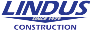 Lindus Construction Logo