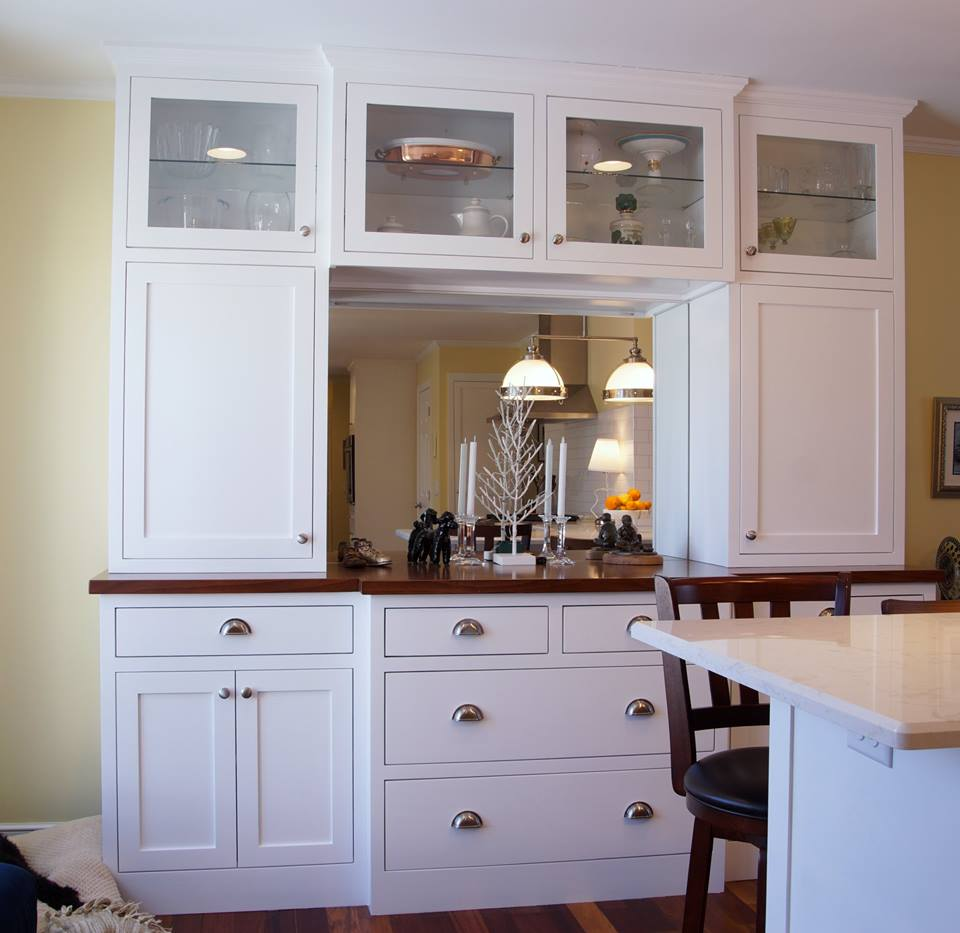 Why The White Kitchen Cabinet Trend Is Here To Stay