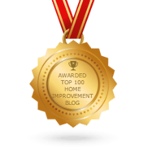Top 100 Home Improvement Blog Award