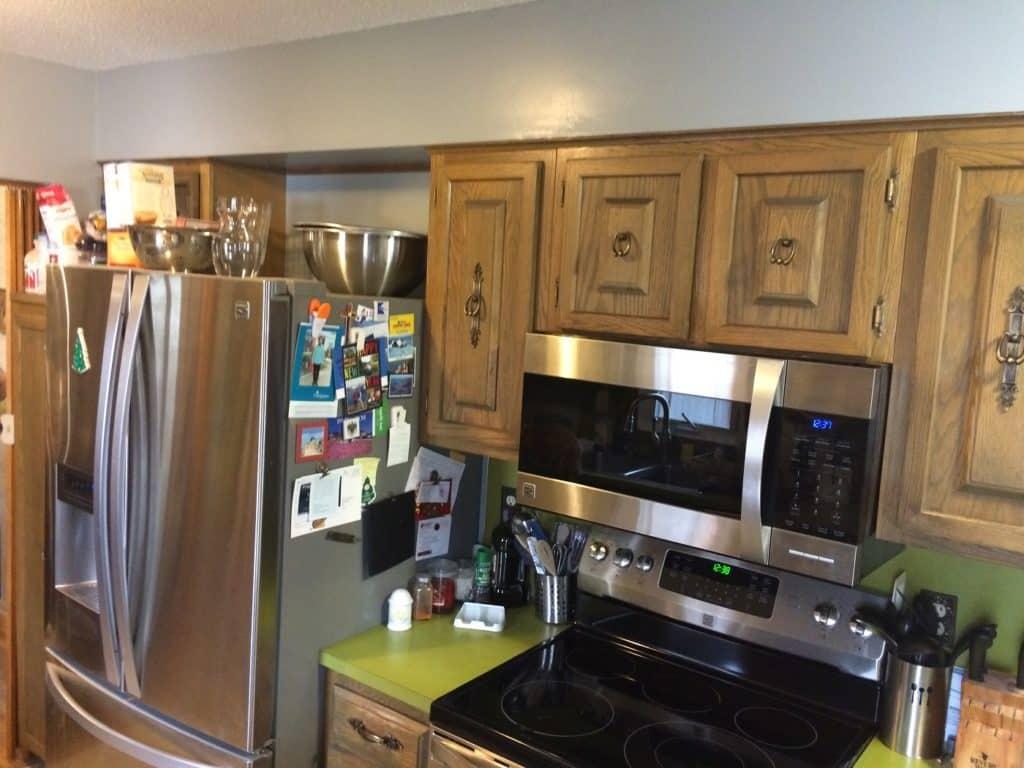bad kitchen