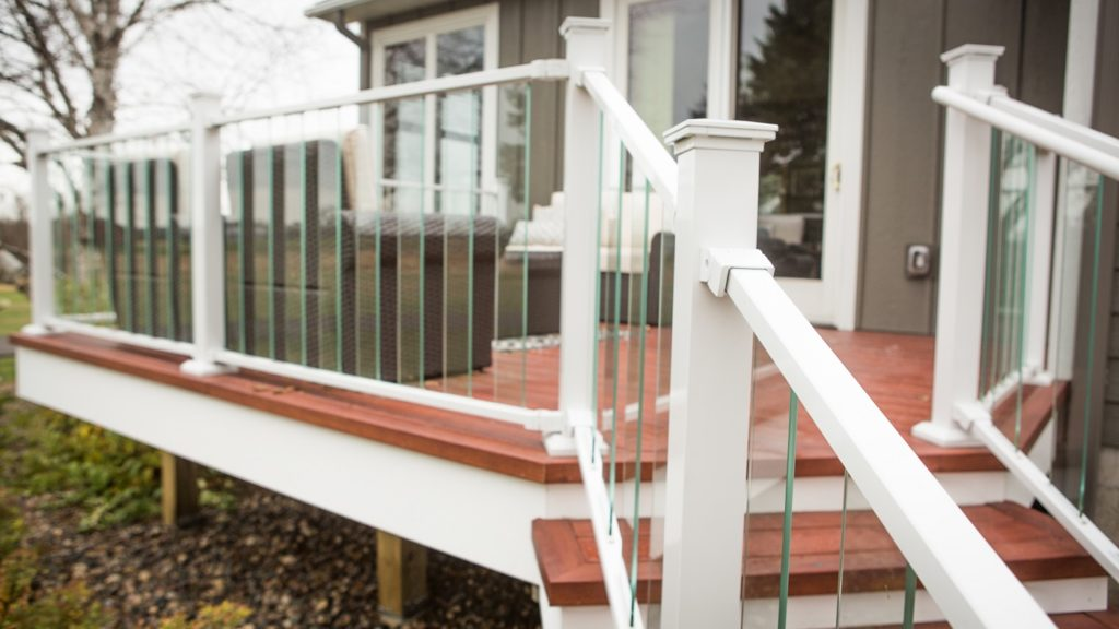 Glass Deck Rail