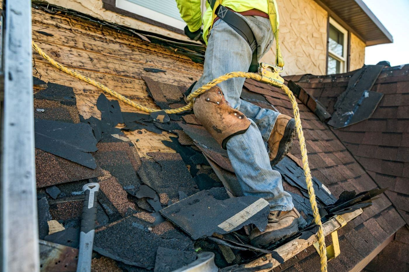 roof removal