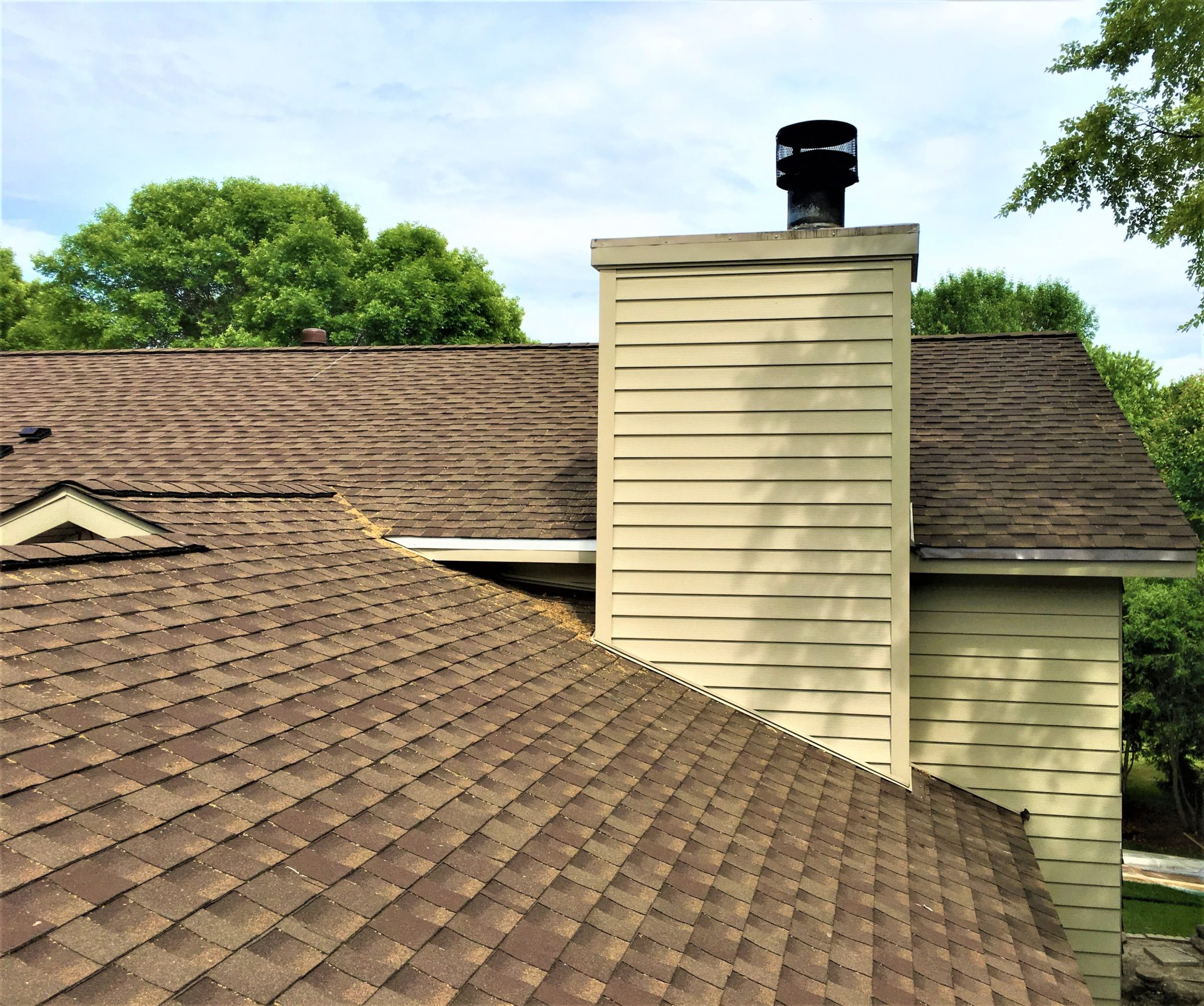Gaf Timberline roof