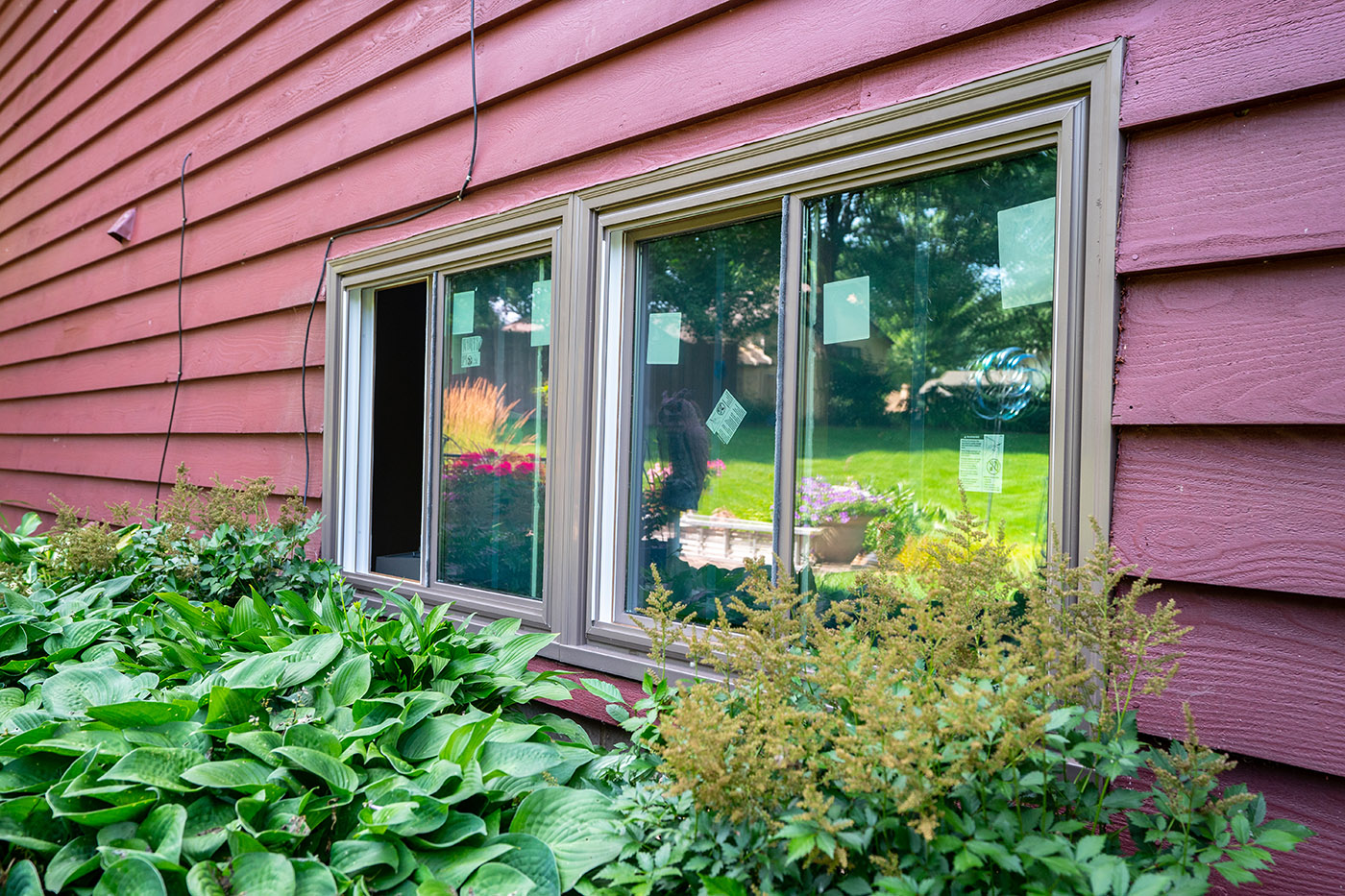 SeasonGuard sliding window