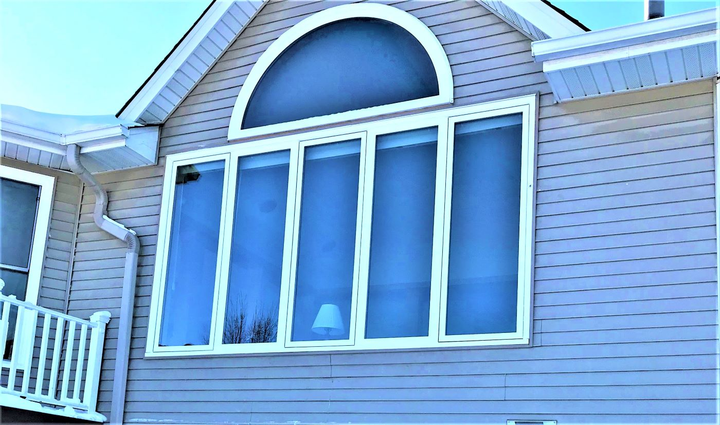 casement and geometric SeasonGuard Windows