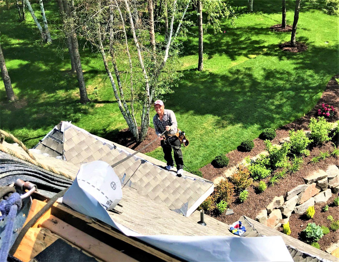 roof installation