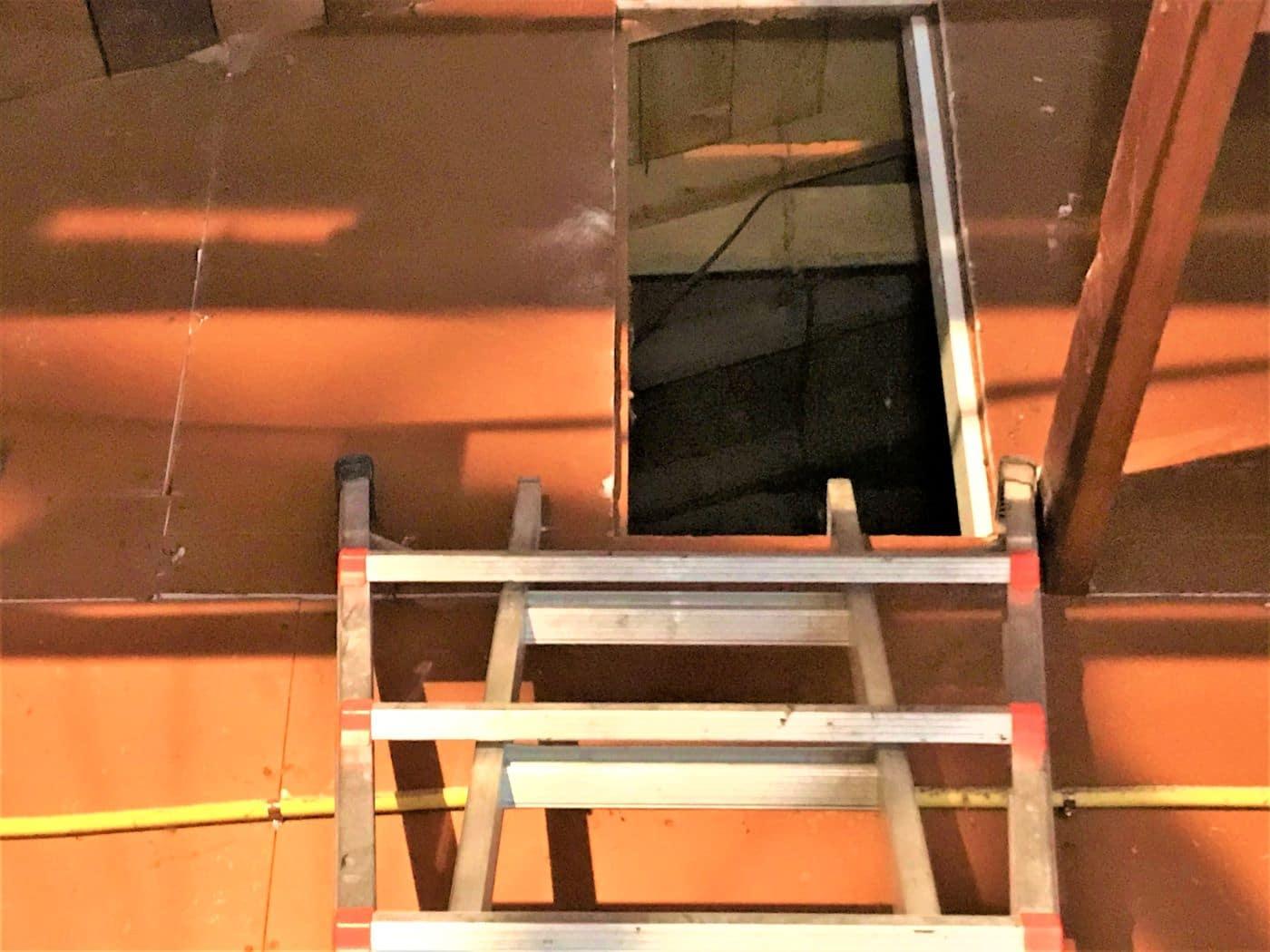 attic access panel
