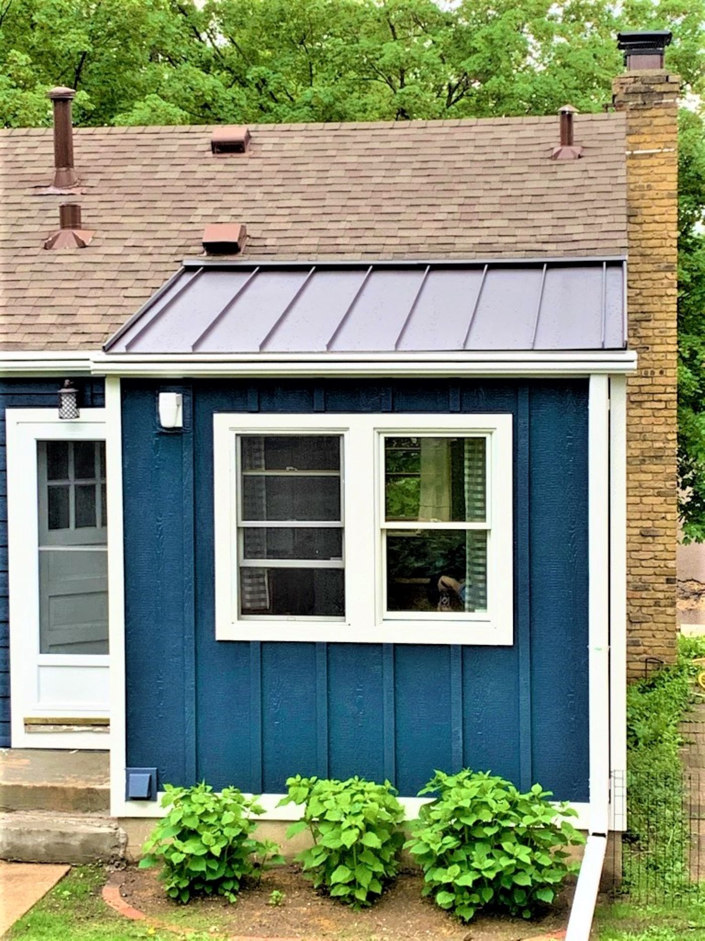 st louis park mn LP SmartSide & metal roof