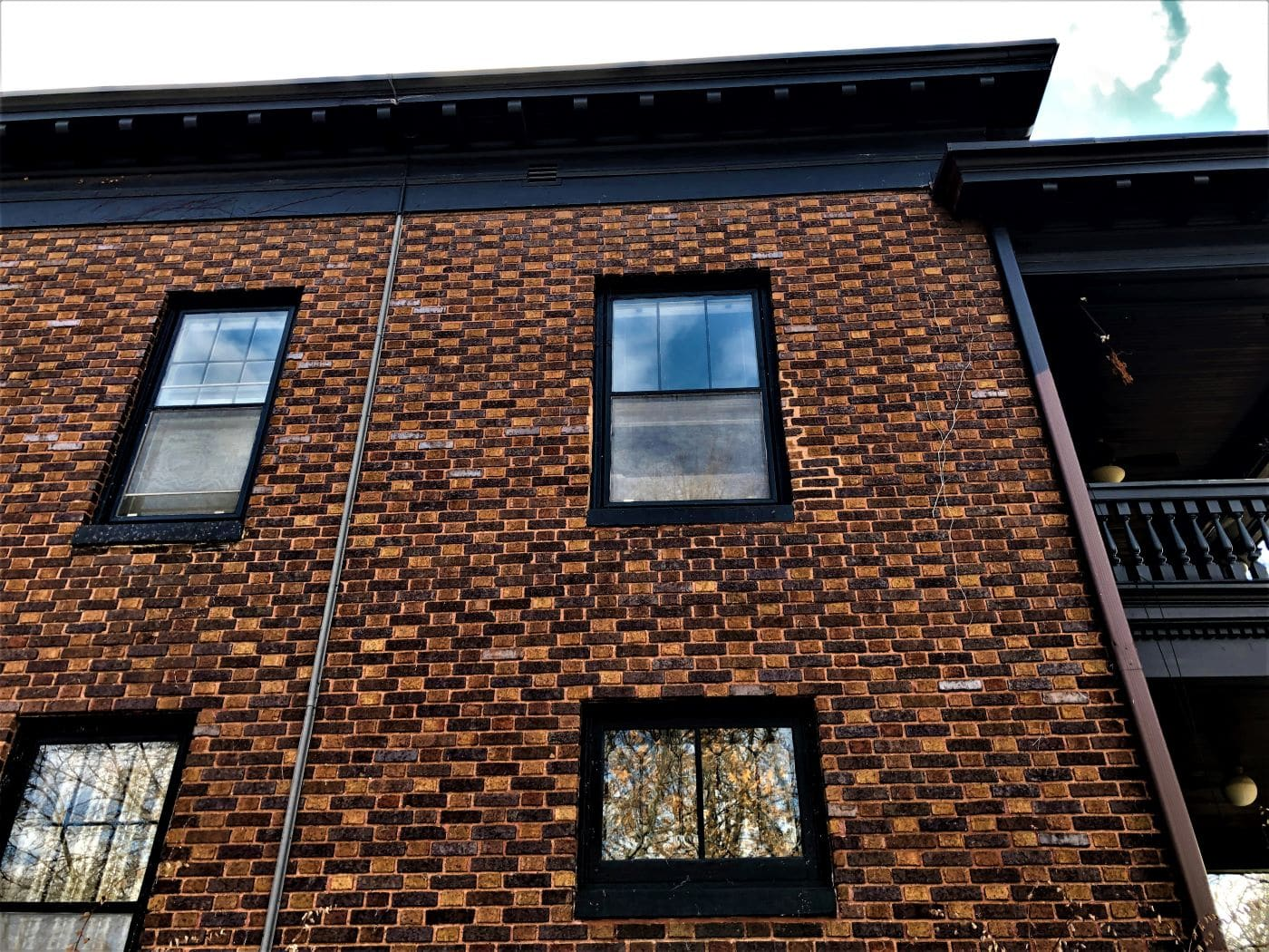 st paul windows before